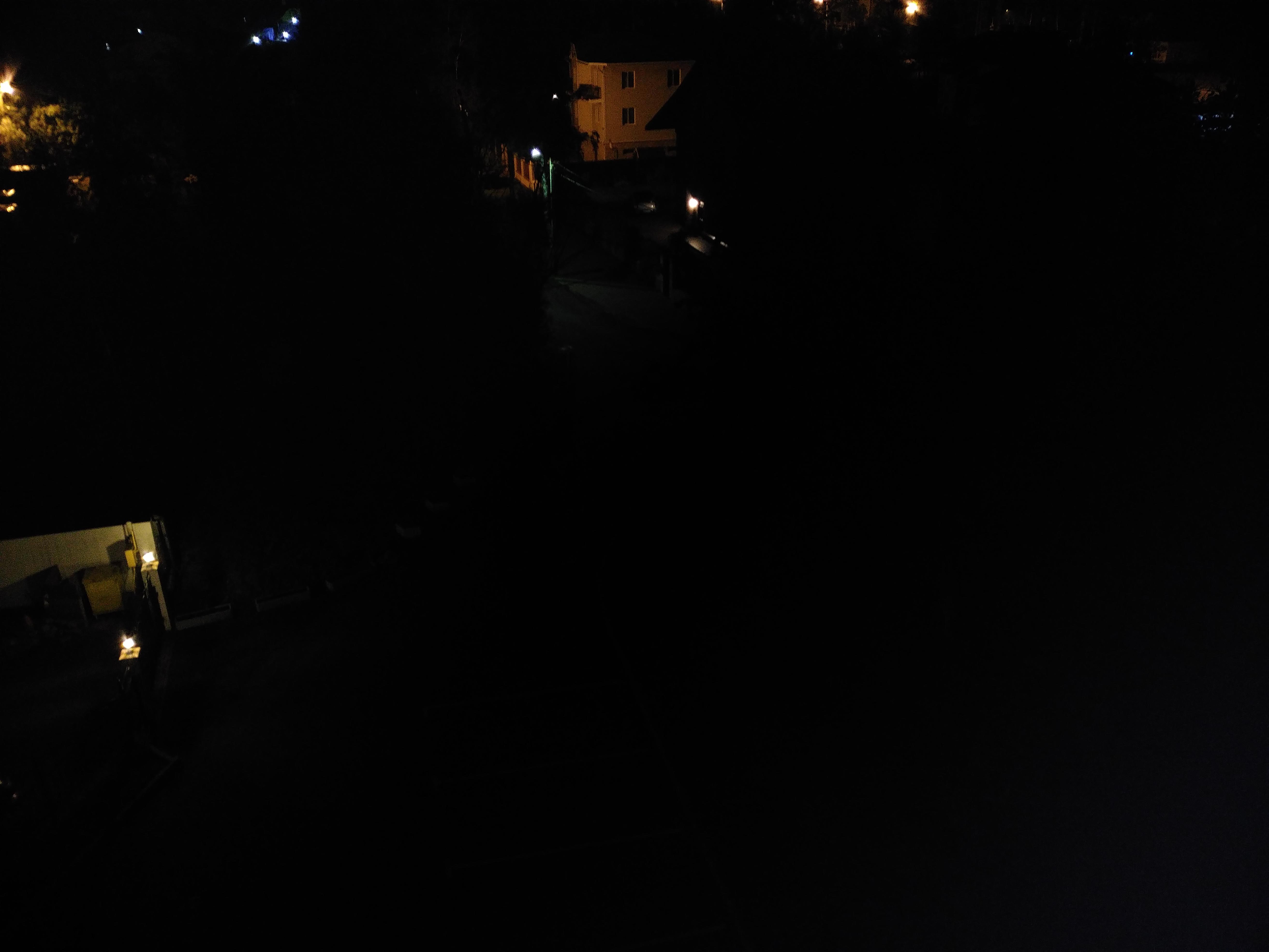 Как сделать фото ночью без вспышки